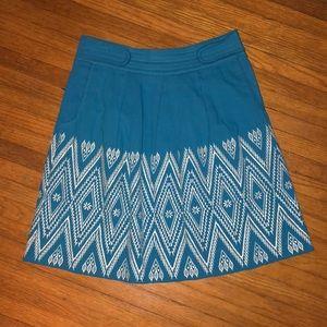 Anthropologie Floreat gorgeous skirt 🌿